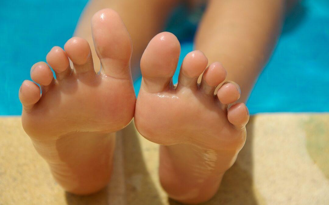 Gładkie stopy bez frezarki